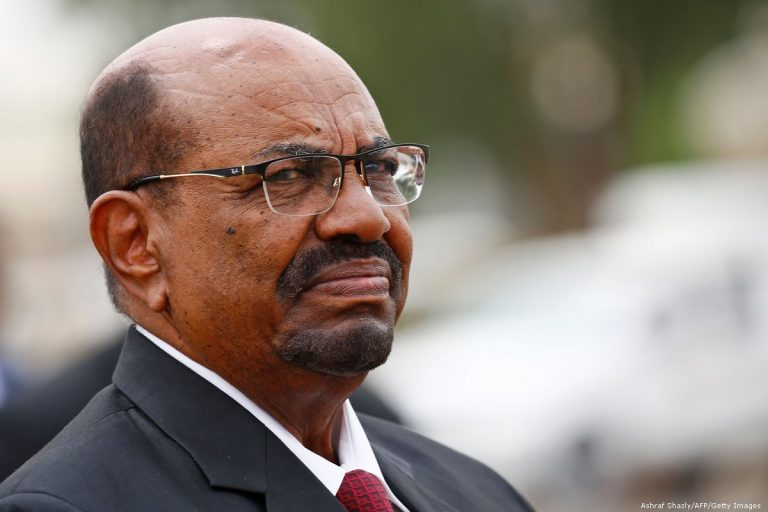 Omar Al Bashir, sentenced to two years in a corruption rehabilitation center