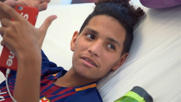 Parkland teen hailed as 'hero' gives first interview