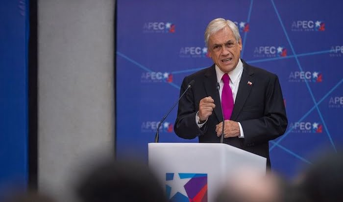Piñera cancels the APEC and COP25 summits in Chile to focus on the country's problems