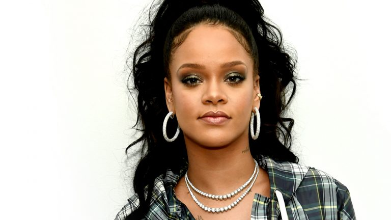 Quiz: Why is Rihanna a 'positive role model'?