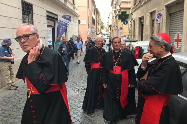 Rome Journal: 'Extra' Cardinals Invade the Vatican (Blessings Not Included)