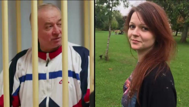 Russian Ex-Spy Sergei Skripal Was Poisoned via Front Door, U.K. Says