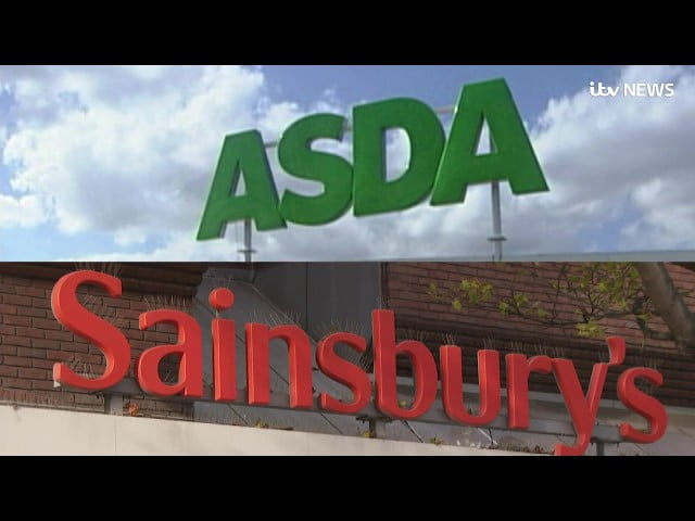 Sainsbury's and Asda in shock merger talks