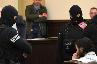 Salah Abdeslam Convicted for Shooting Police After Paris Attacks