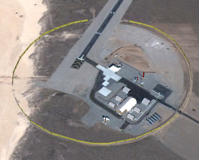 Satellite Images Reveal the Birth of a Drone Base