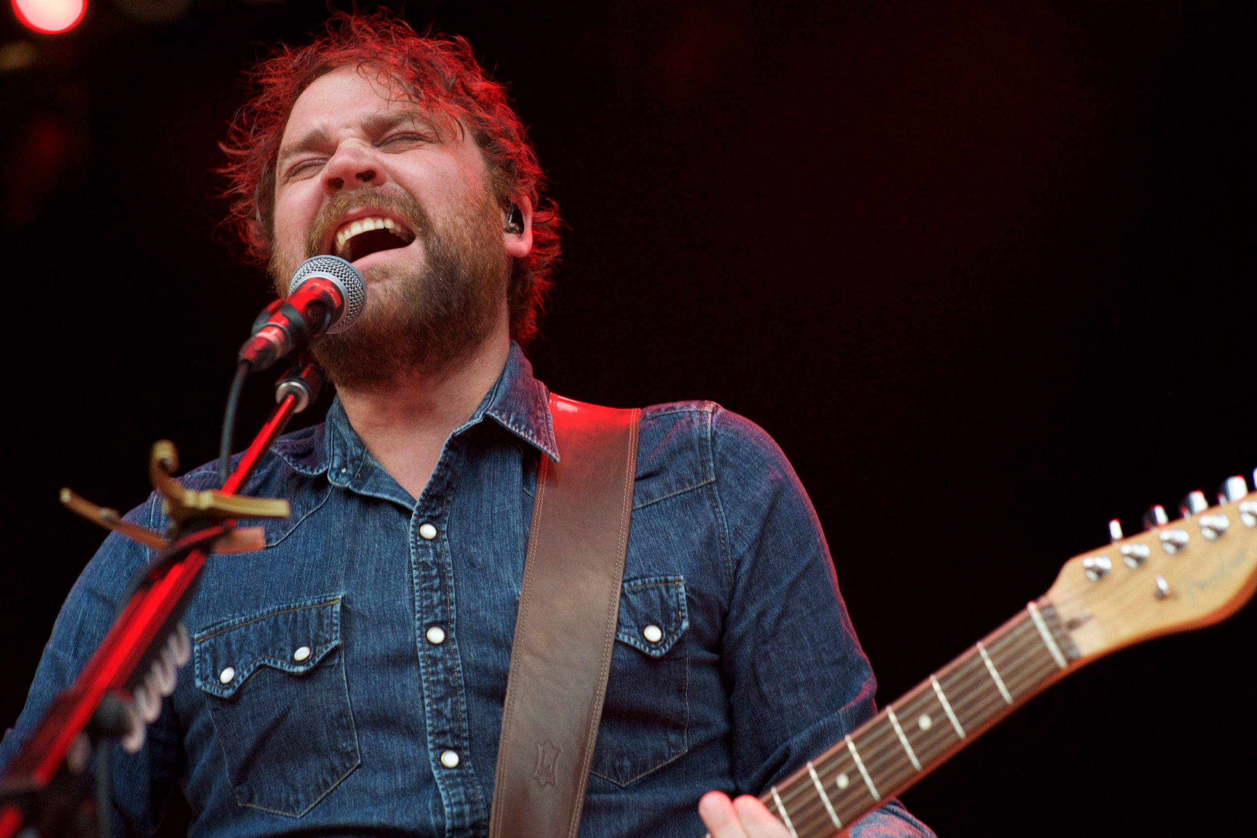 Scott Hutchison, Frightened Rabbit Singer, Is Found Dead at 36