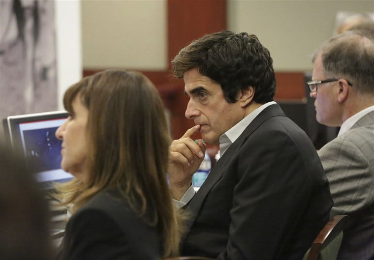 Secret of David Copperfield magic trick revealed at trial
