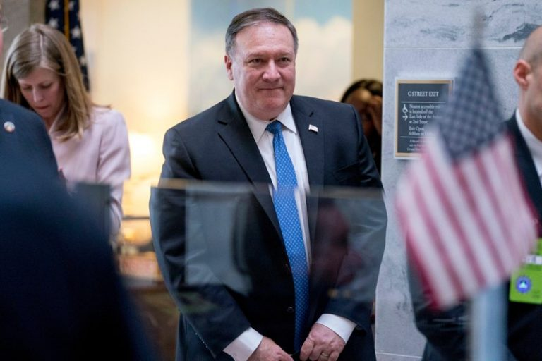 Secretary of State nominee Pompeo: Soft policy toward Russia 'over'