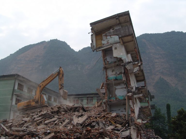 Sichuan earthquake: The ghost town visited by millions