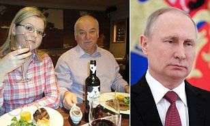 Skripal 'regretted being double agent'