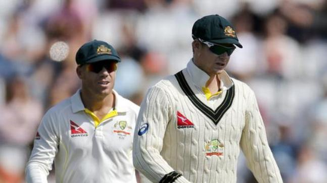 Smith and Warner banned for a year