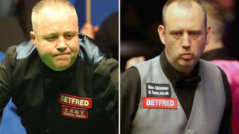 Snooker World Championship: Mark Williams treats himself to a picnic in final