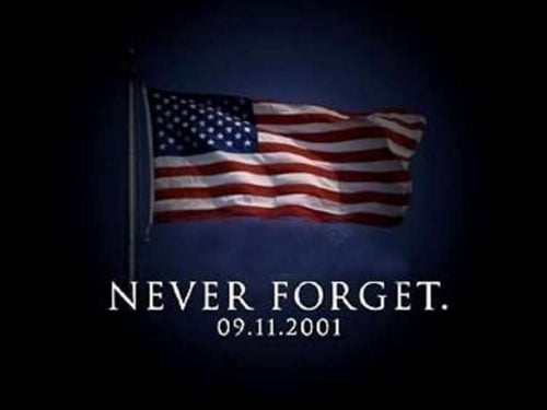 Sombre occasion marks Sept 11