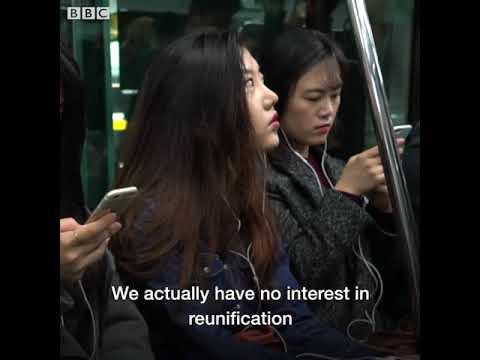 South Korean youths: 'We're too busy for reunification'