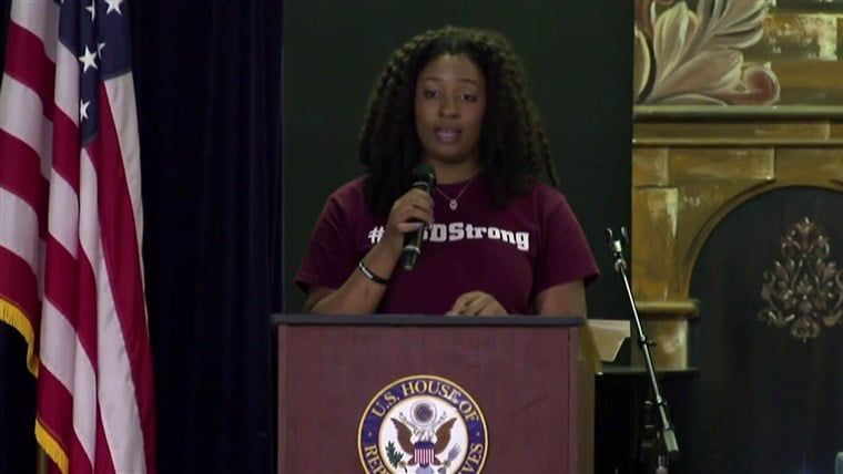 Students host town halls nationwide to push gun reform