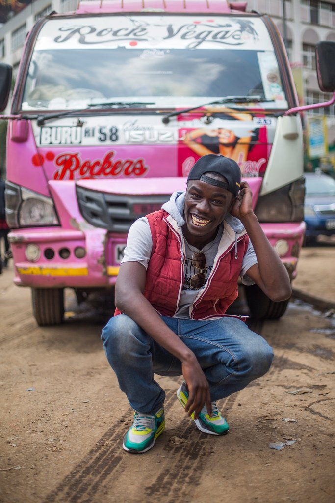 SURFACING: Transportation Turned Performance Art: Nairobi's Matatu Crews
