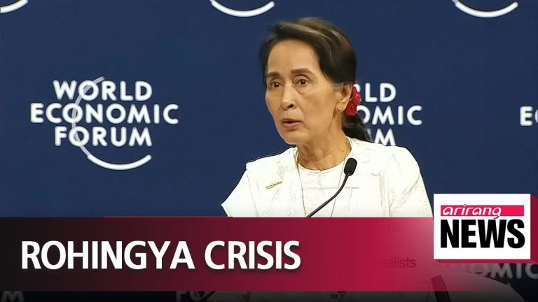 """Suu Kyi acknowledges the excesses of the Burmese forces but describes the accusation of genocide as """"deceptive"""""""