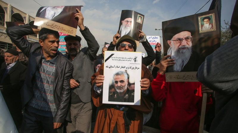 """Syria condemns US """"aggression"""" over the death of General Soleimani"""