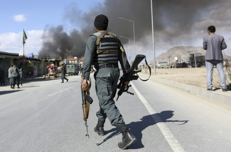 Taliban Kill a Governor and Overrun a Government Compound