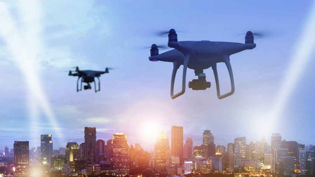Tech We're Using: Taking Visual Journalism Into the Sky With Drones