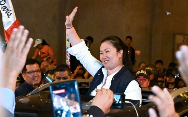 The Constitutional Court of Peru releases Keiko Fujimori after 18 months of preventive detention