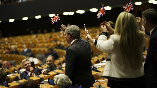 The European Chamber ratifies the divorce agreement with the United Kingdom three days after Brexit