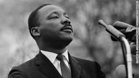 The moment US heard Martin Luther King Jr had died