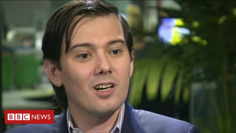 The 'most hated CEO of the world' is sued for securing the Daraprim drug monopoly