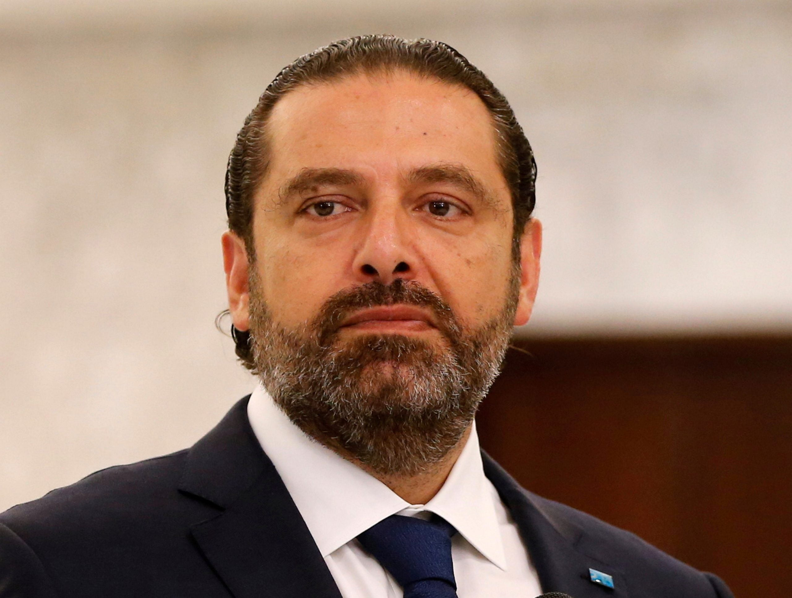 The new prime minister of Lebanon hopes to form a government in six weeks