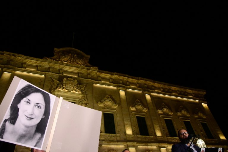 The Prime Minister of Malta will resign imminently before the latest events for the murder of Daphne Caruana