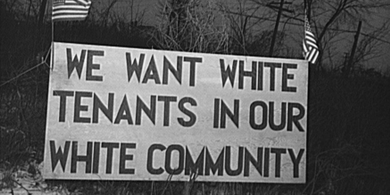 The resegregation of America proves our so-called land of opportunity is a lie