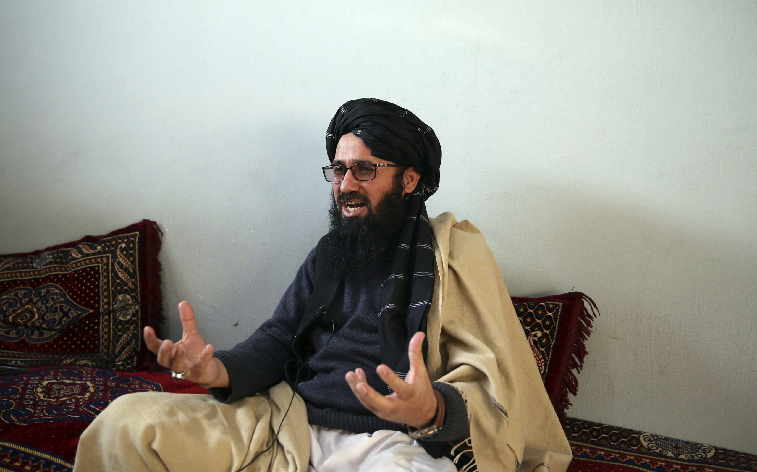 The Taliban await a peace agreement with the US in the coming weeks in Afghanistan