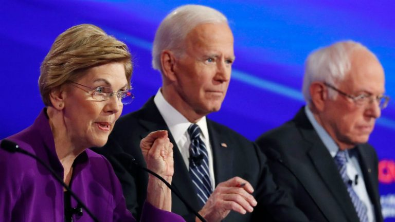 The tension between Sanders and Warren centers the seventh debate of the Democratic candidates
