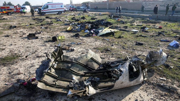 The Twenty-eight request a complete and independent investigation into the plane crash in Iran