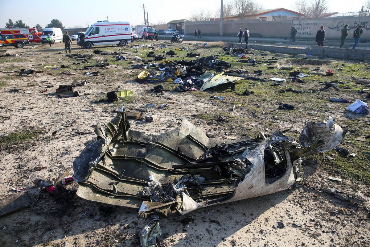 """The UN hopes that Iran will guarantee a """"transparent"""" investigation into the downed Ukrainian plane"""