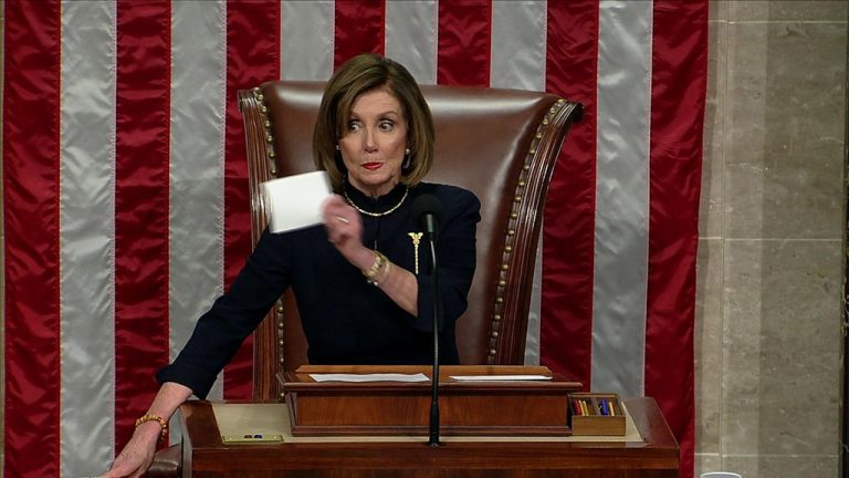 The US House of Representatives Standards Commission sets the duration of the 'impeachment' debate in six hours