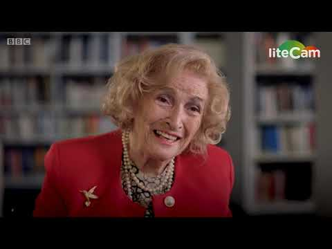 The young Holocaust survivor interviewed by the BBC
