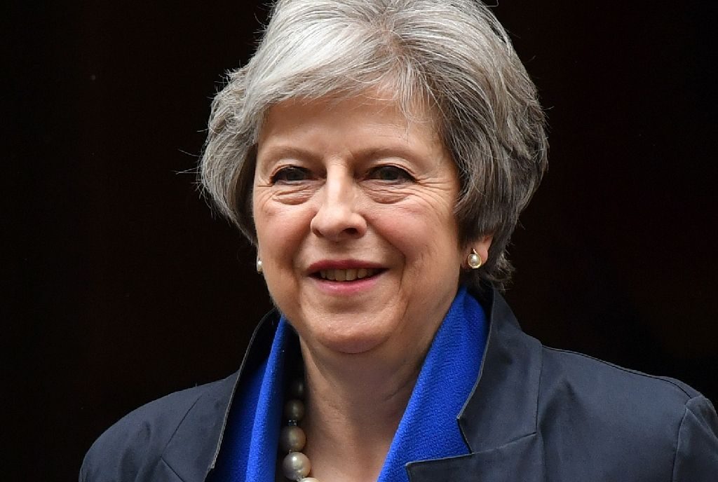 Theresa May Fends Off Labour Party in Local U.K. Elections