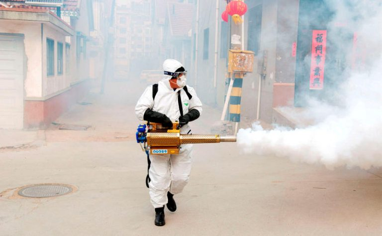 Those killed by the outbreak of the new coronavirus in China amount to 213 and those affected to about 9,700