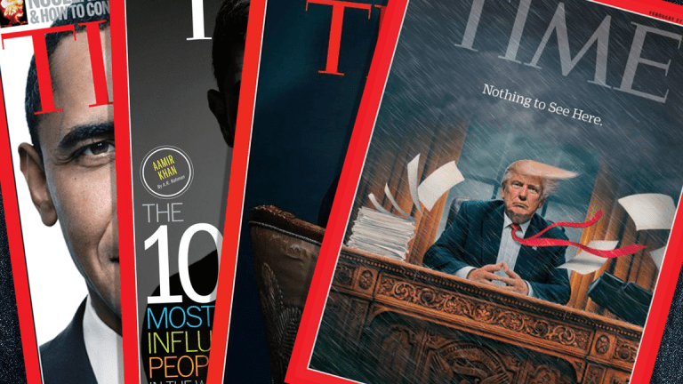 Time, Fortune and Sports Illustrated magazines are up for sale