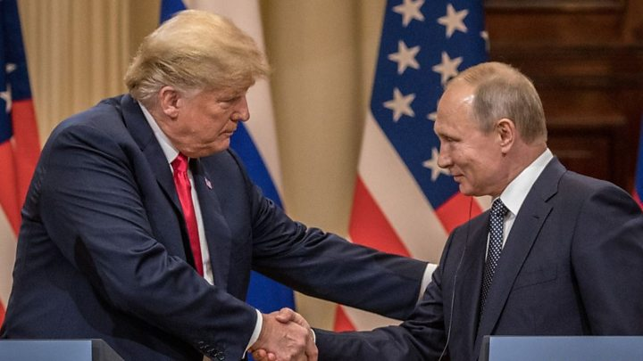 Trump Congratulates Putin, but Doesn't Mention Meddling in U.S.