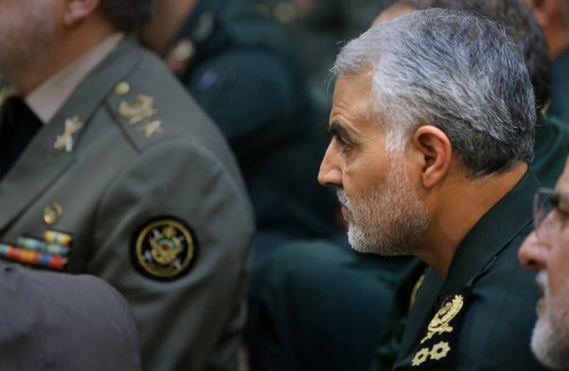 """Trump defends the murder of Soleimani, """"the number one terrorist in the world"""""""