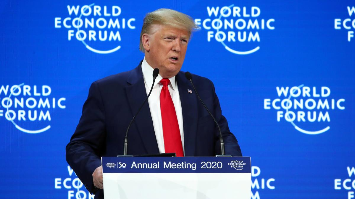 """Trump encourages Greta Thunberg to worry about """"other countries"""" because the US is doing it; doing """"better than ever"""""""