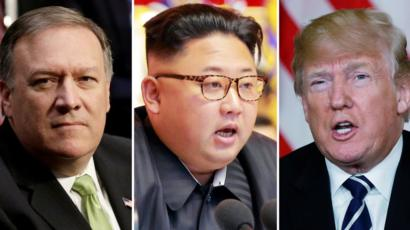 Trump says 'a good relationship' formed at Pompeo-Kim Jong Un meeting