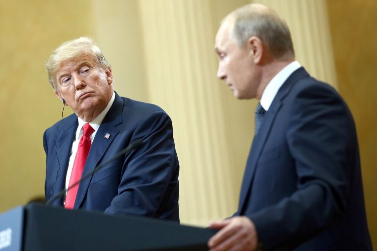Trump Suggested Putin Visit the White House, Officials Say