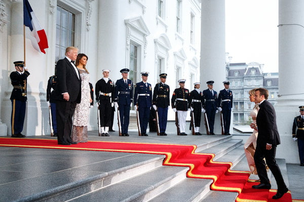 Trump's First State Dinner: Details (and Some Guesses)