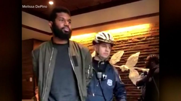 Two black men arrested in Starbucks to meet with CEO