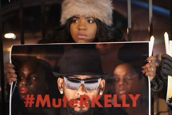 Two of R. Kelly's accusers detail alleged abuse as #MuteRKelly grows