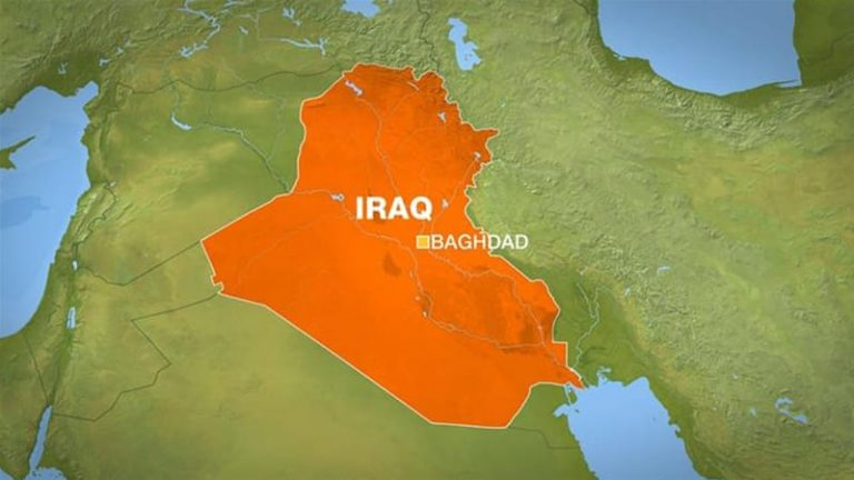 Two projectiles fall on the Green Zone of Baghdad near the US Embassy