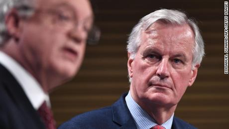U.K. Reaches Brexit Transition Deal With E.U.